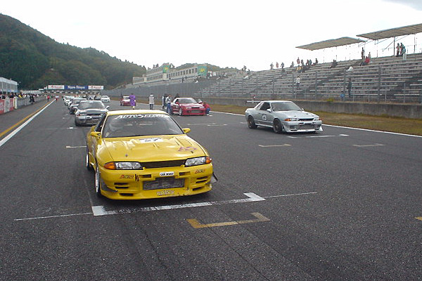 R32 Gt R Yellow Shark About Us Demo Car Archive Gt R