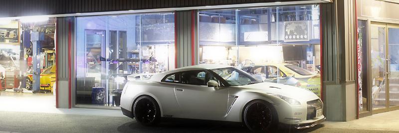R35 GT-R チューニング
