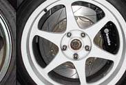 ブレンボ F50 2Pローター ブレーキキット - 国産車フロント用