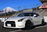 R35 Nissan GT-R オートセレクト開発車両
