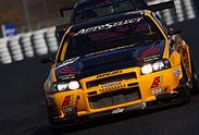 R34 Skyline GT-R Yellow Shark