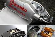 ブレンボ F360 ブレーキキット - 輸入車リア用