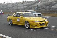R32 Skyline GT-R Yellow Shark